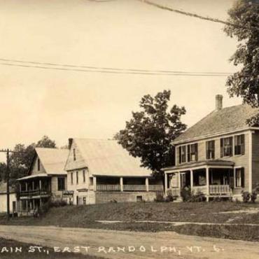 Main Street, East Randolph, Vermont
