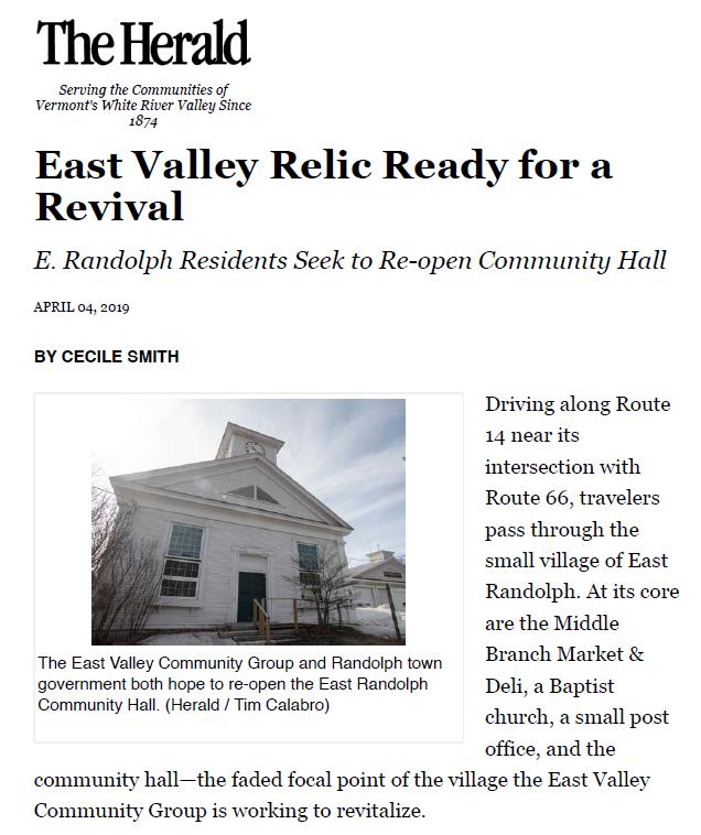 2019.04.04 Herald re EVCG image